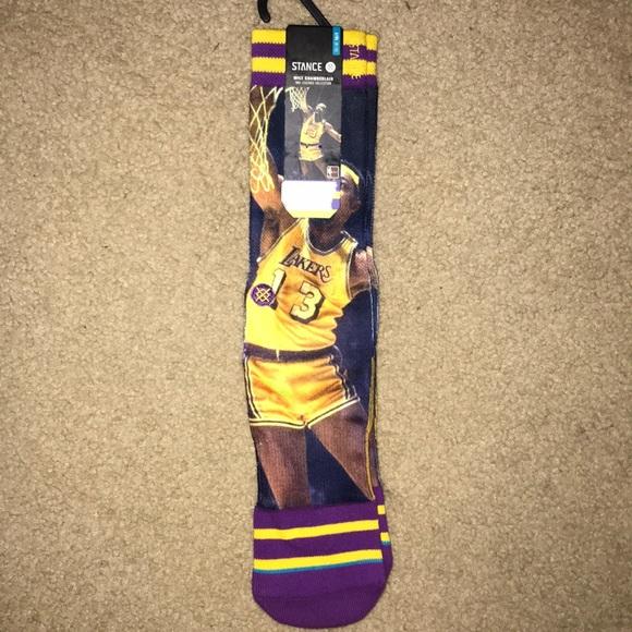 Wilt Chamberlain Stance socks (brand new)